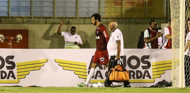 Giovanni deixou o jogo contra o Tupi mais cedo, depois de uma pancada na cabeça - Bruno Cantini/Clube Atlético Mineiro