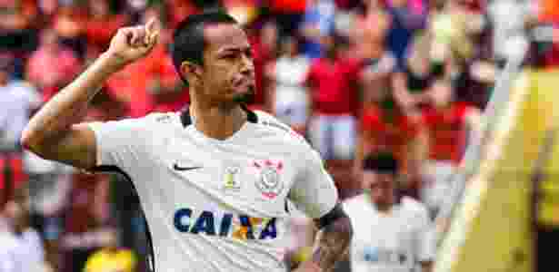 Lucca faz primeiro gol do Corinthians contra o Sport - Clelio Tomaz/AGIF - Clelio Tomaz/AGIF