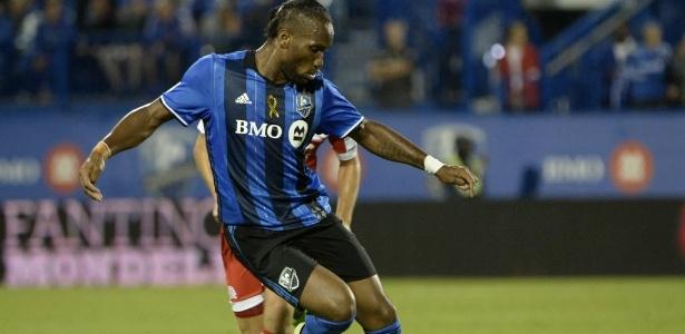 Drogba pode ser punido pela diretoria do Montreal após faltar a jogo do time no Canadá