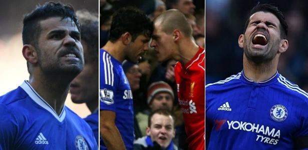 Diego Costa é o grande nome do Chelsea na campanha bem-sucedida na Premier League