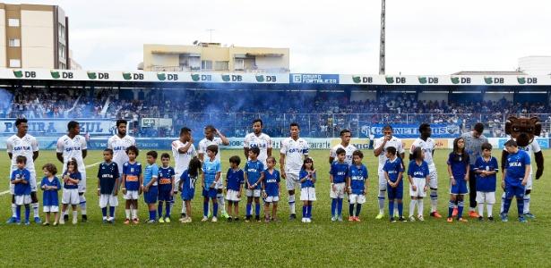 Jhereh Patos/Light Press/Cruzeiro