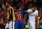 Preocupado, Neymar tem consolado brasileiros do PSG com mensagens de apoio