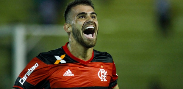 Felipe Vizeu está fora do primeiro jogo da final da Copa do Brasil entre Fla e Cruzeiro