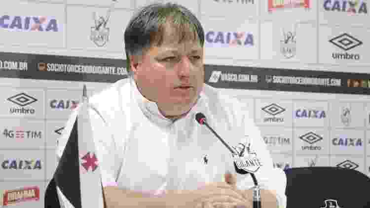 Anderson Barros trabalhou no Vasco antes de ter ido ao Botafogo - Paulo Fernandes / Flickr do Vasco
