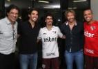 Em recuperação, Luís Fabiano projeta retorno ainda no primeiro semestre - divulgação/São Paulo