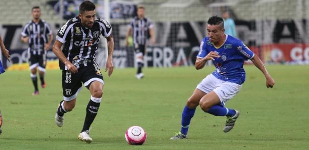 Ceará entrou em campo na noite de terça e voltará a jogar em menos de 48h; Atlético só atuou três vezes com seus titulares