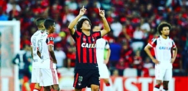 Gedoz ficou de fora do jogo contra o Ceará: esposa sofreu aborto espontâneo  - Instagram Felipe Gedoz