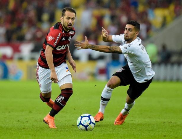 Flamengo e Corinthians iniciam a busca por uma vaga na final da Copa do Brasil 2018