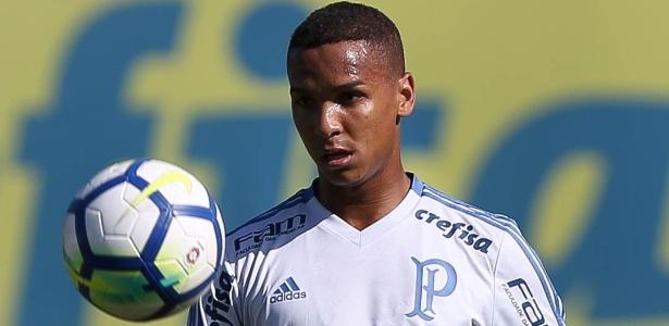 Deyverson deve entrar como titular no duelo contra o Bahia  - Cesar Greco/Ag. Palmeiras
