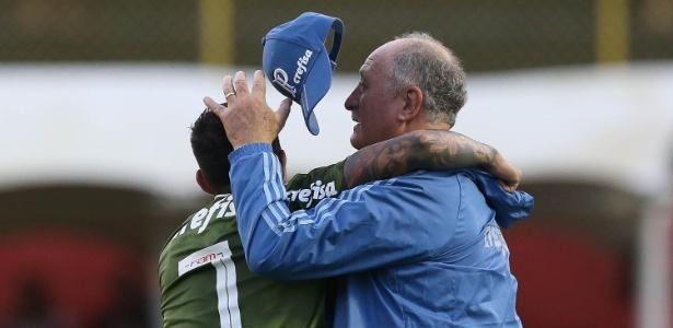 Recuperação de Dudu é um dos trunfos do reinício de Felipão no Palmeiras - Cesar Greco/Agência Palmeiras