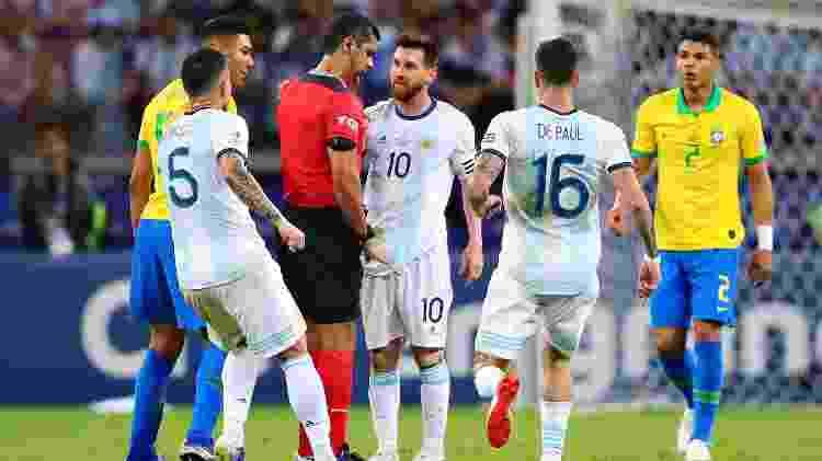 Roddy Zambrano Argentina - Chris Brunskill/Fantasista/Getty Images - Chris Brunskill/Fantasista/Getty Images