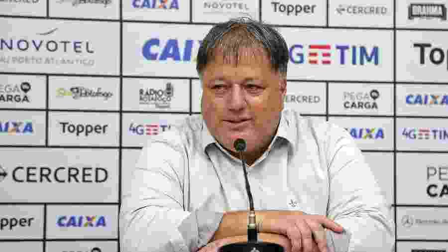 Gerente de futebol do Botafogo, Anderson Barros, é opção para o cargo de direção do Palmeiras - Vitor Silva/SSPress/Botafogo