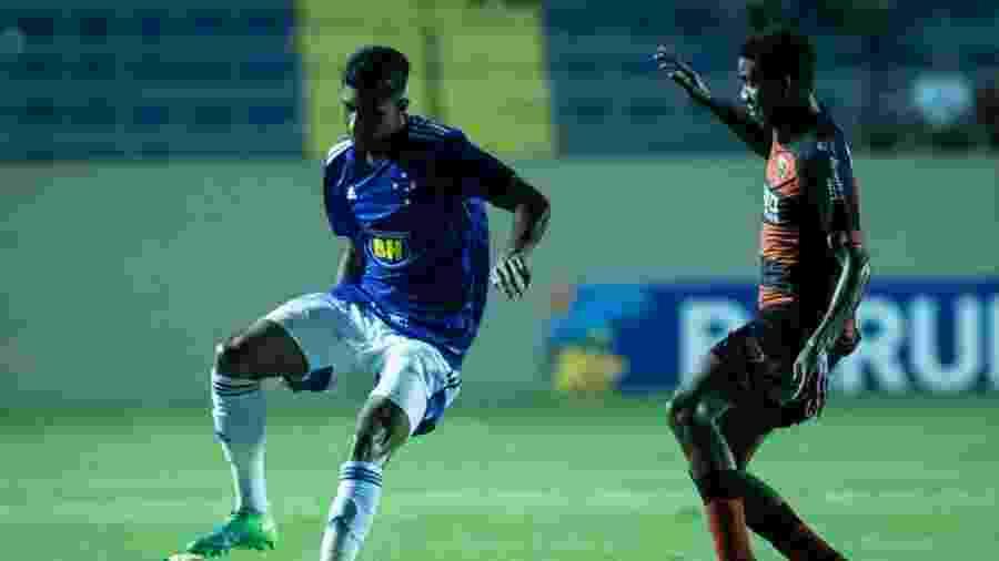 Cruzeiro foi eliminado da Copinha pelo Oeste-SP nos pênaltis - Gustavo Aleixo/Cruzeiro