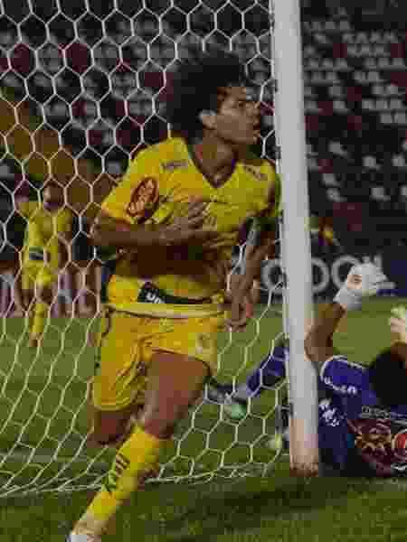 Camilo atuou pelo Mirassol antes da paralisação do futebol - Divulgação