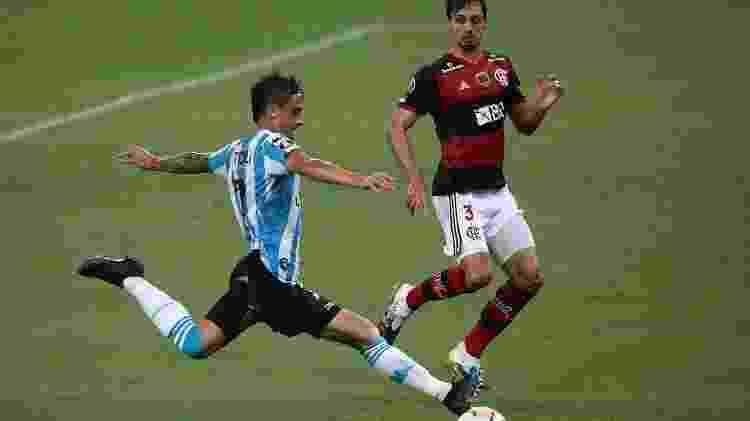 Rodrigo Caio - EFE/Bruna Prado POOL - EFE/Bruna Prado POOL