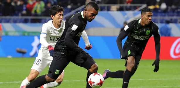 Borja manifestou novamente o desejo de se transferir para o Palmeiras