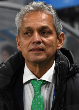 Reinaldo Rueda, técnico do Atlético Nacional, durante eliminação da equipe no Mundial de clubes - AFP PHOTO / Toshifumi KITAMURA