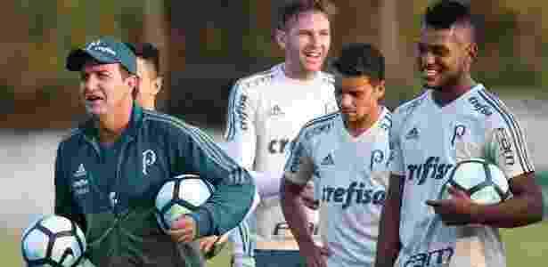 Cuca Borja Palmeiras - Cesar Greco/Ag. Palmeiras - Cesar Greco/Ag. Palmeiras