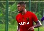 Anselmo é cortado do jogo contra o SP e fará exames para dimensionar lesão - Anderson Freire/Sport