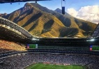 Estádio BBVA Bancomer, do Monterrey, no México - Reprodução/Instagram