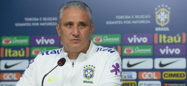 Tite convocará seleção brasileira na manhã desta sexta (20): lista deve ter poucas novidades - Pedro Martins/Mowa Press