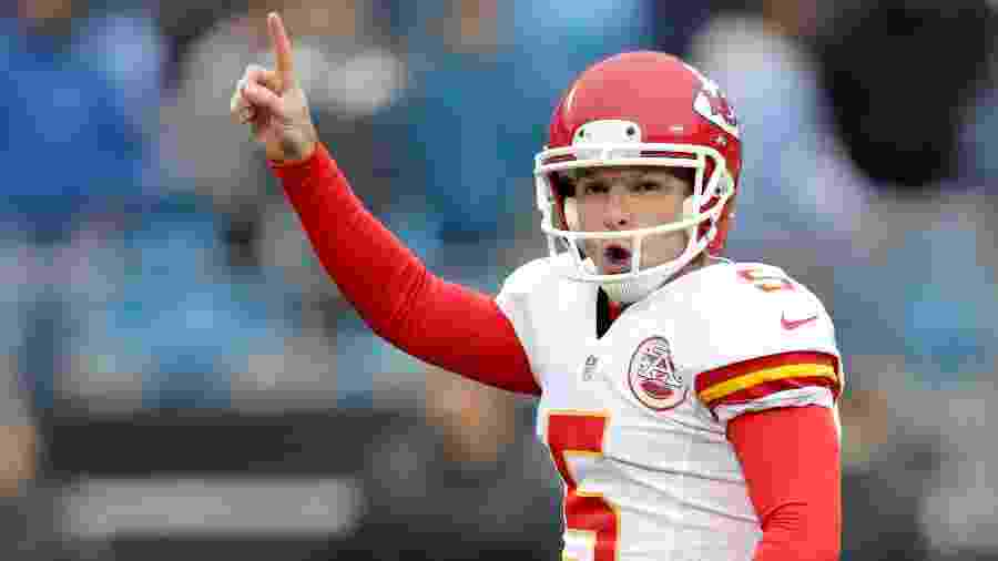 Cairo Santos assinou contrato com o Chicago Bears - Streeter Lecka/Getty Images/AFP