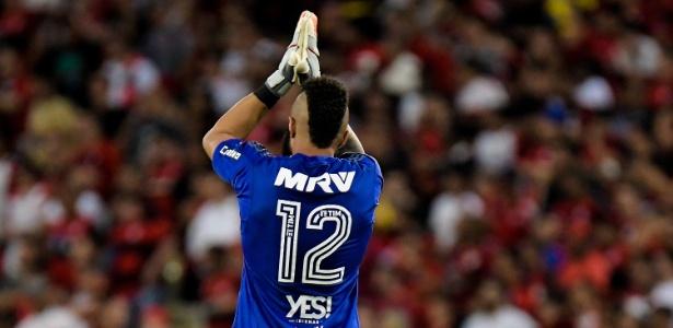 Alex Muralha será o titular do Flamengo contra o Barranquilla