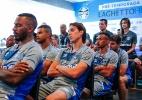 Grêmio puxa discurso para evitar ressaca do time: