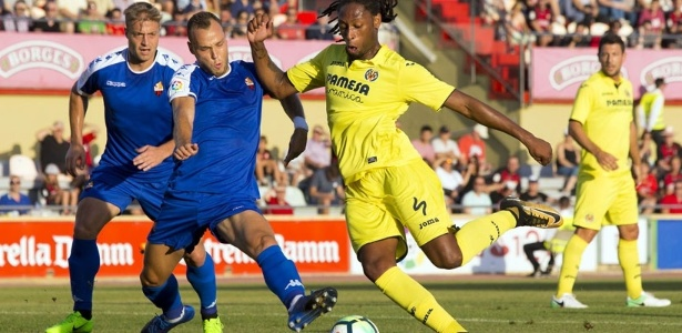 Rúben Semedo deve ser ouvido por um juiz no máximo até quinta-feira - Villarreal CF/Divulgação
