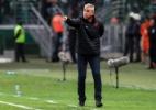 """Nunes lamenta sorte, mas aponta erros """"capitais"""" em derrota do Atlético-PR - Ale Cabral/AGIF"""