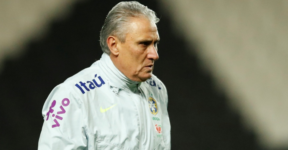 Tite seleção brasileira Milton Keynes