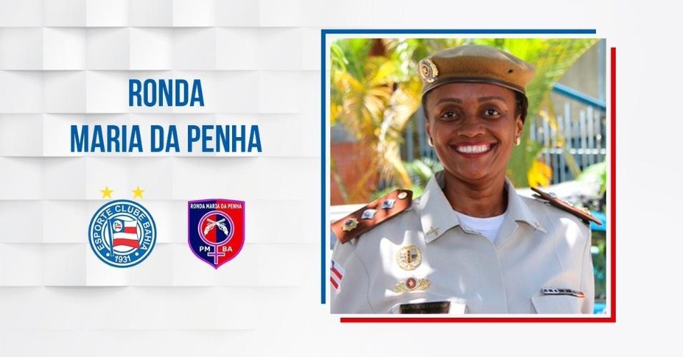 Bahia faz campanha por segurança das mulheres com ronda especial