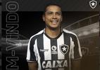 """Cícero é anunciado pelo Botafogo: """"Será um ano de muitas vitórias"""" - Reprodução"""