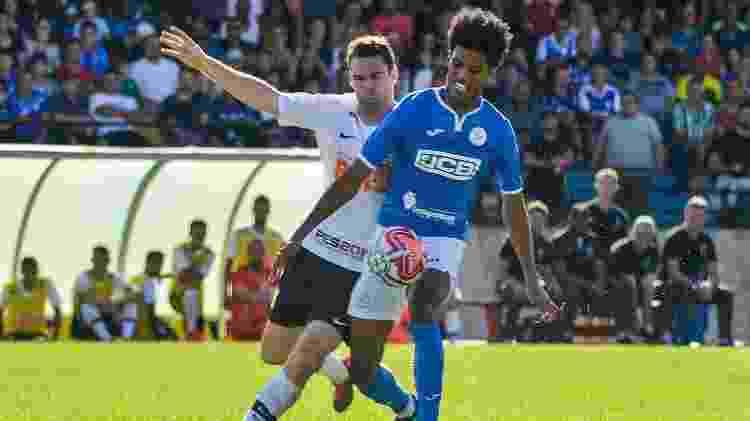 Boselli disputa bola - MIGUEL PESSOA/FUTURA PRESS/ESTADÃO CONTEÚDO - MIGUEL PESSOA/FUTURA PRESS/ESTADÃO CONTEÚDO