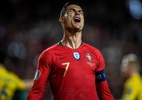 CR7 volta, mas Portugal só empata com Ucrânia; Inglaterra e França goleiam - PATRICIA DE MELO MOREIRA / AFP