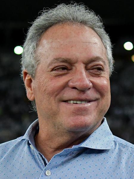 Abel Braga antes do confronto entre Vasco da Gama e ABC pela Copa do Brasil - Thiago Ribeiro/Thiago Ribeiro/AGIF