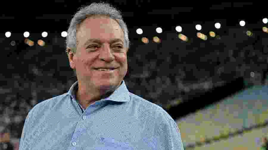 Abel Braga e outros técnicos estão na lista de opções do Palmeiras, segundo a torcida - Thiago Ribeiro/Thiago Ribeiro/AGIF
