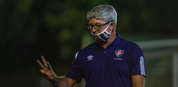 """Odair reconhece Flamengo """"bem mais preparado"""" para a final da Taça Rio – UOL Esporte"""