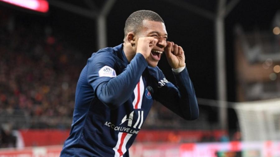Mbappé está a um jogo se tornar o mais jovem campeão dos 2 maiores torneios de futebol do planeta - Reprodução
