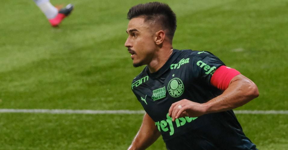 Willian marca gol de empate para o Palmeiras contra o Sport em jogo do Brasileirão 2020
