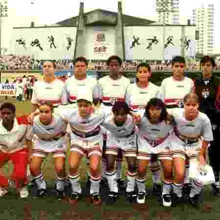 Formiga - Arquivo Histórico do São Paulo FC - Arquivo Histórico do São Paulo FC