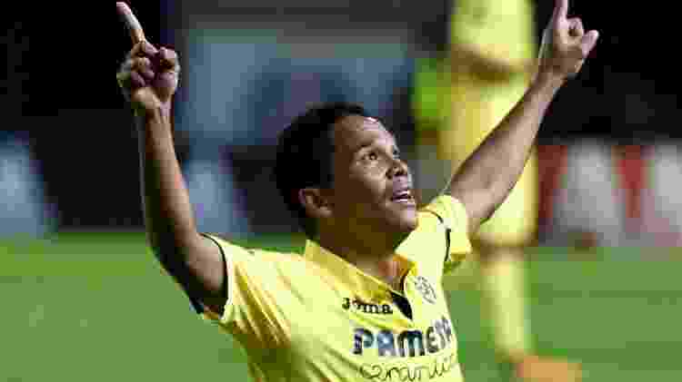 Carlos Bacca (Villarreal) - Getty Images - Getty Images