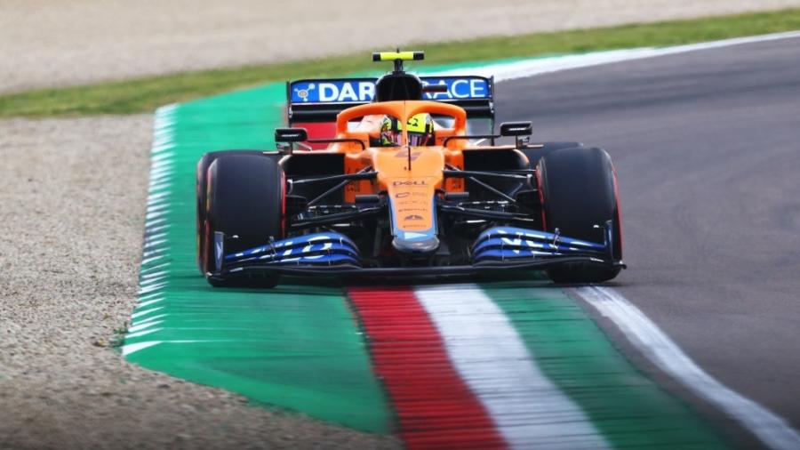 A McLaren vem apostando no jovem inglês Lando Norris como estrela do futuro da F1 - Formula 1 via Getty Images