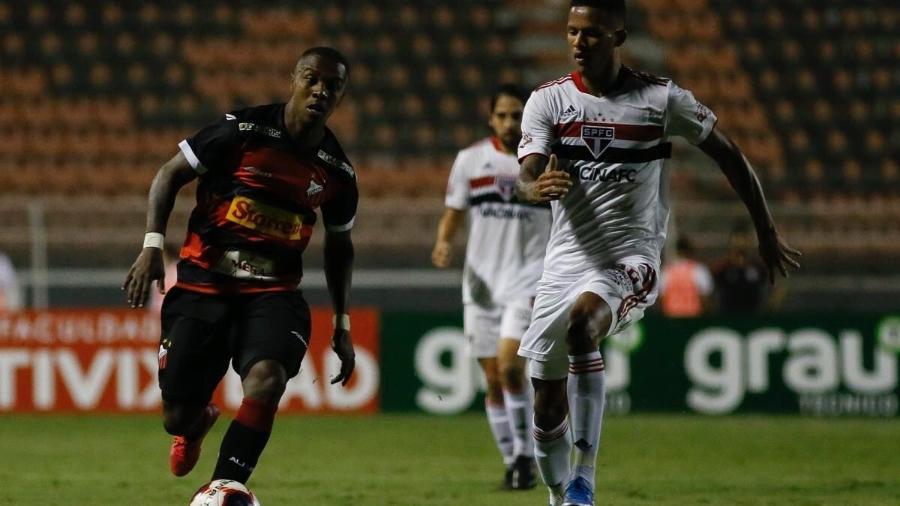 Ituano x São Paulo, pelo Campeonato Paulista - Ituano / Miguel Schincariol