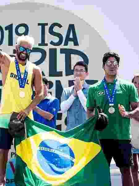 Italo Ferreira campeão do ISA Games 2019 - ISA / Ben Reed - ISA / Ben Reed