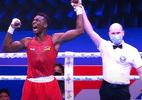 Keno Marley vence na estreia e vai às oitavas no Mundial de boxe