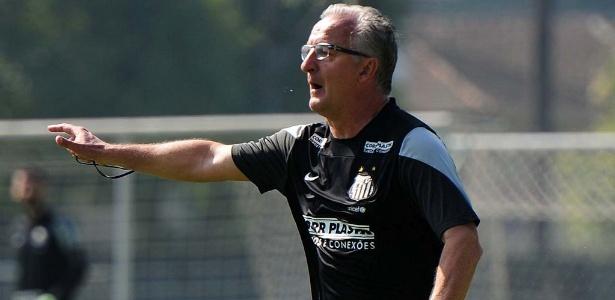 Dorival Junior confirmou Patito na equipe titular do Santos