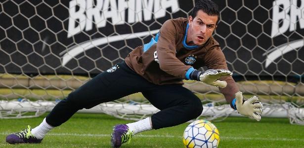 Grohe foi importante na vitória do Grêmio contra o Corinthians