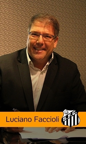 Luciano Faccioli (Rede TV!): Santos