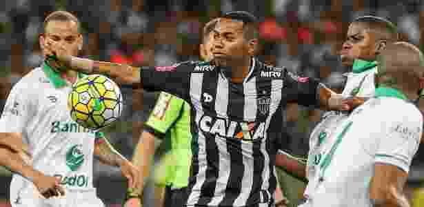Com Robinho em campo, Atlético-MG vai ter força máxima contra o Juventude - Bruno Cantini/Clube Atlético Mineiro